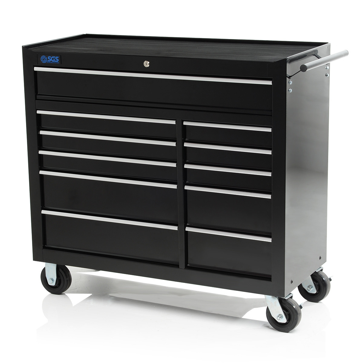 """42"""" Professional 11 Drawer Roller Tool Cabinet"""