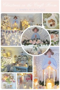 Christmas in the Craft Room - Shabby Art Boutique