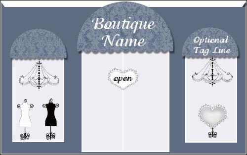online storefront templates
