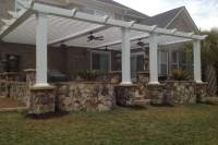 Retractable Roof Pergola - Home Design Inside