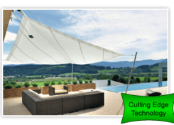Shade Sail Blinds