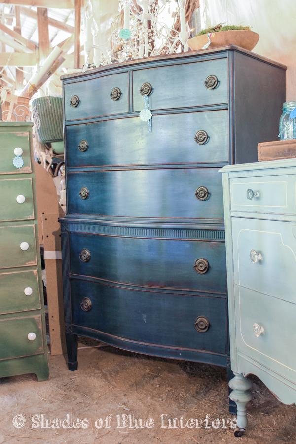 Fall 2014 Vmd Recap: My Booth - Shades Of Blue Interiors