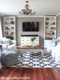 New Living Room Rug! - Shades of Blue Interiors