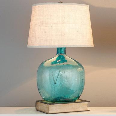 Beach & Nautical Table Lamps