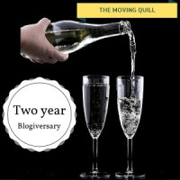 Blogiversary: Two years of the Moving Quill