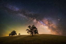 California Milky Way Photography