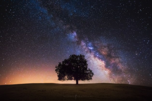Milky Way photography
