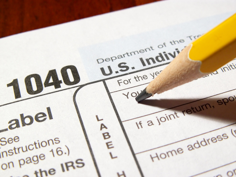 Tax Forms, Tax Information and Local Senior Citizen Tax Preparation