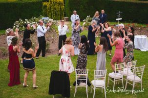 Wedding Photography Hunton Park in Hertfordshire - interfaith Chatholic / Jewish wedding