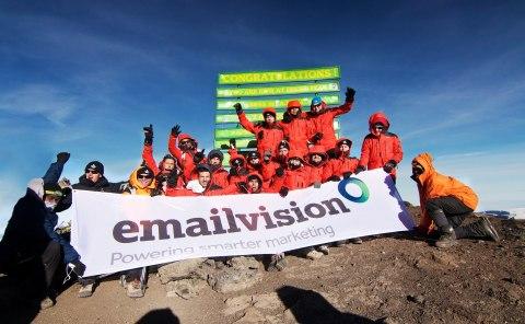 An extraordinary team building adventure in Tanzania