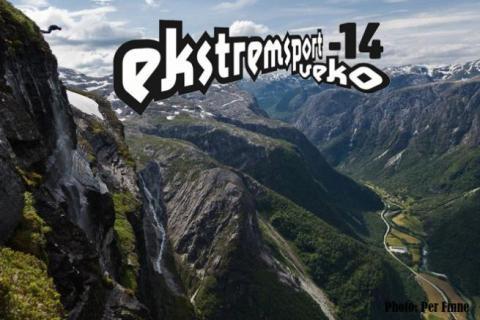 Enjoy the best of EkstremsportVeko 2014 !