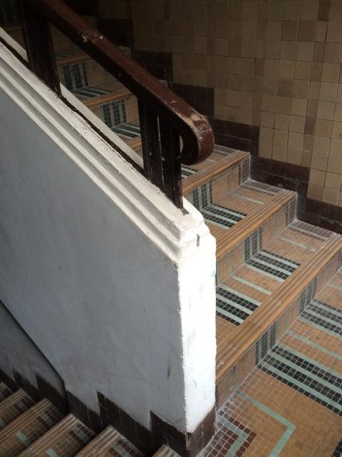 Astrid stairway detail 01