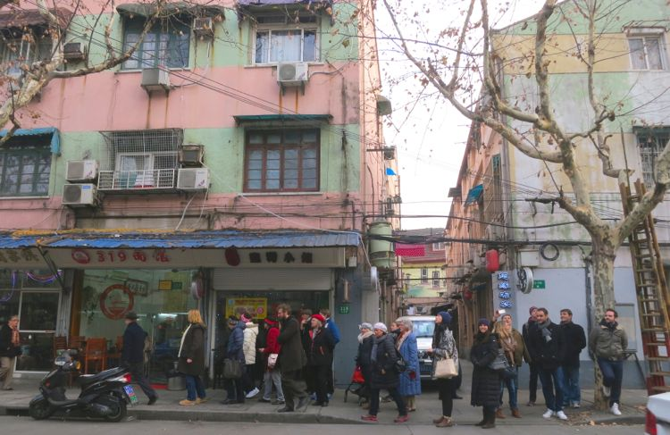 Shanghai French Concession Art Deco: Tour Report