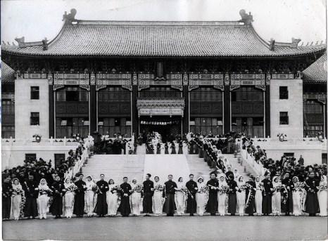 Wedding-City Hall 1935