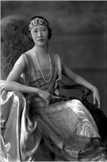 Chinese flappers