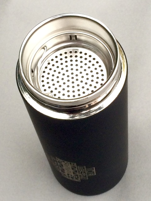 WoCo tea thermos top-sieve