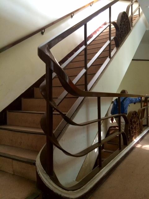 Staircase, Grosvenor Gardens