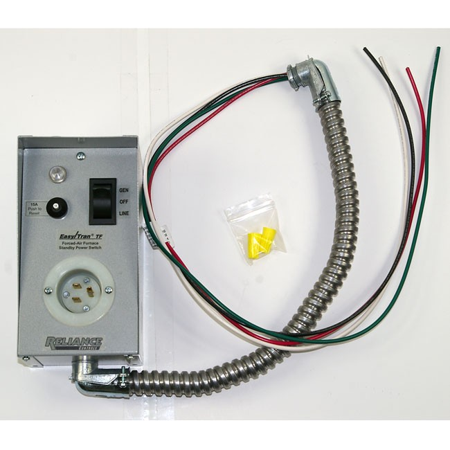 32314 Tf151w Honda Furnace Transfer Switch 1 Circuit 15 Amp