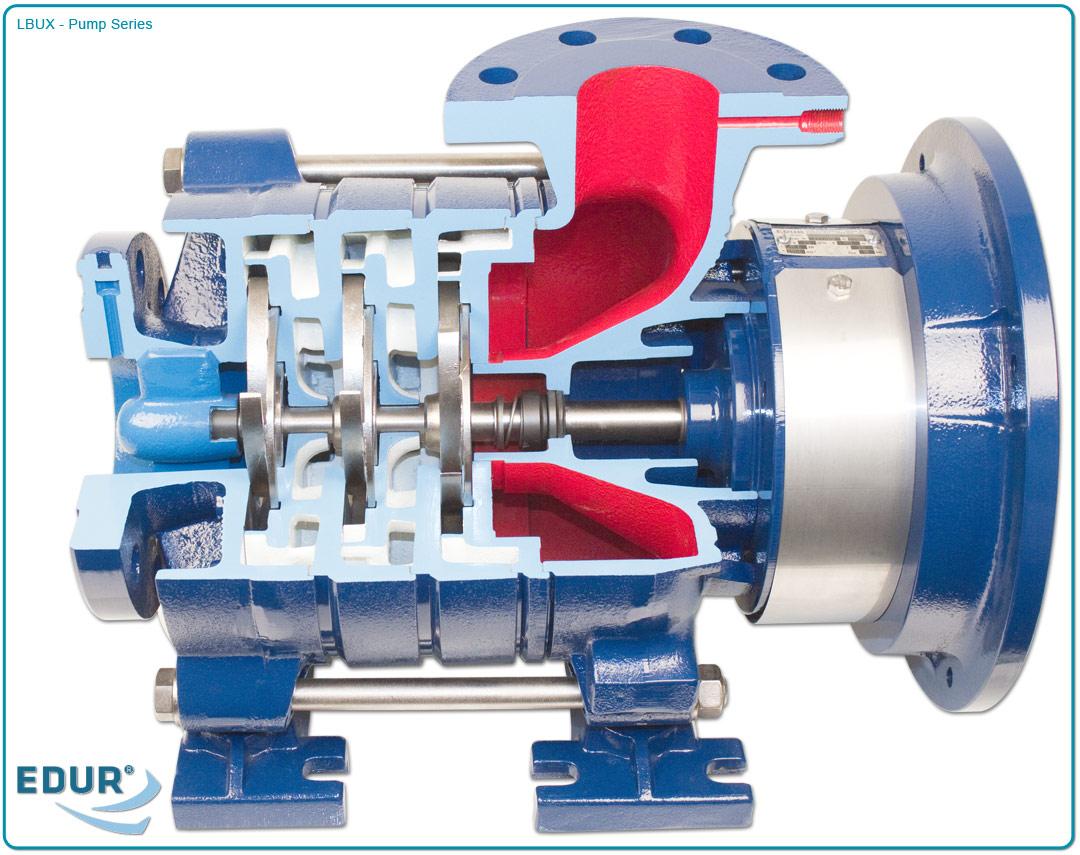 fire engine centrifugal pump cutaway diagram