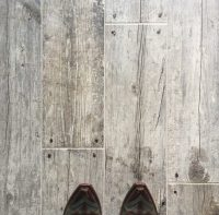 Updating the floors! - Shanty 2 Chic