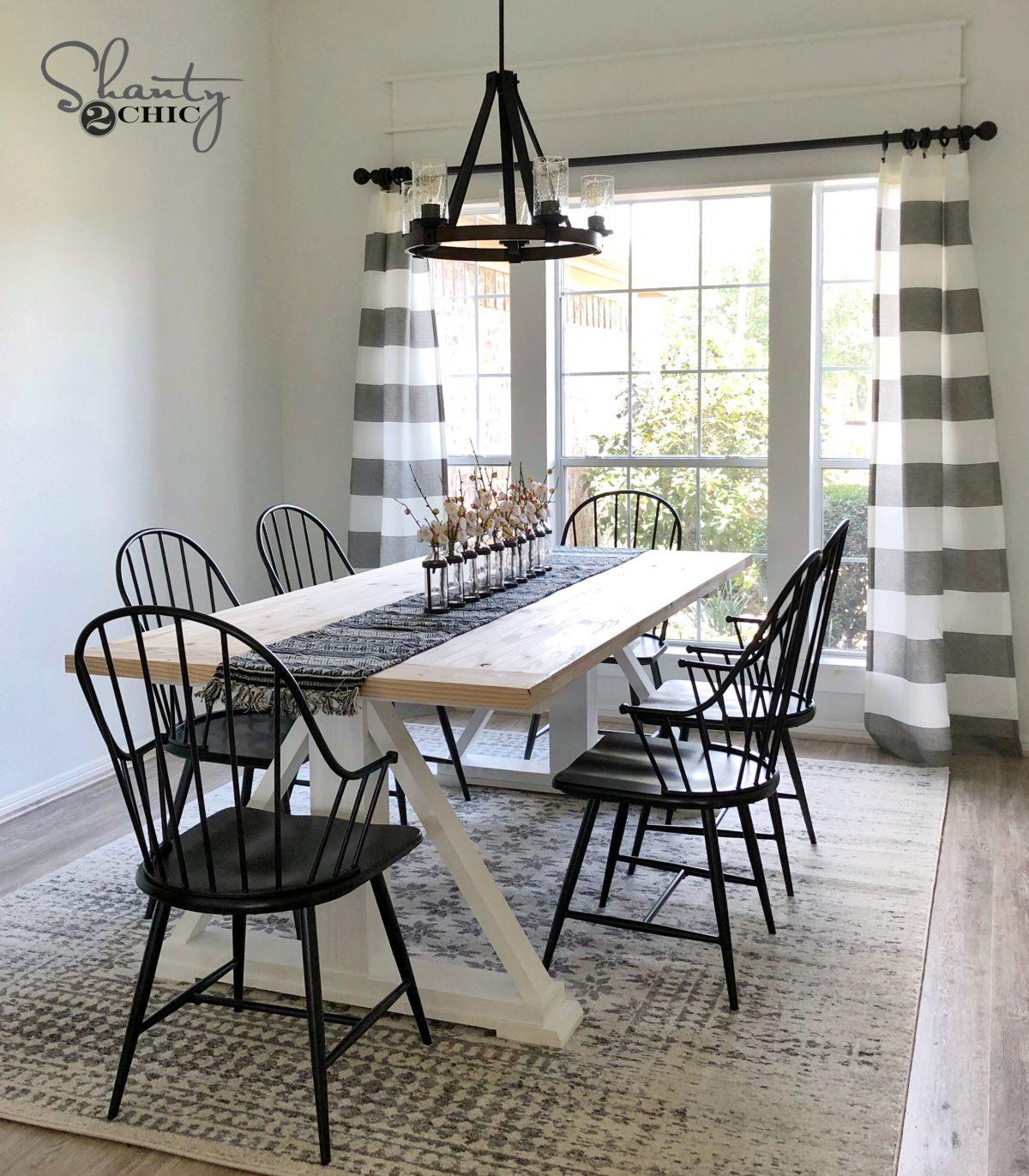 Fullsize Of Farmhouse Dining Table