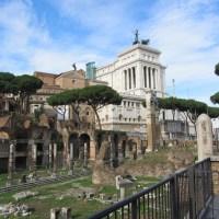 רומא - תחילתו של טיול נפלא באיטליה