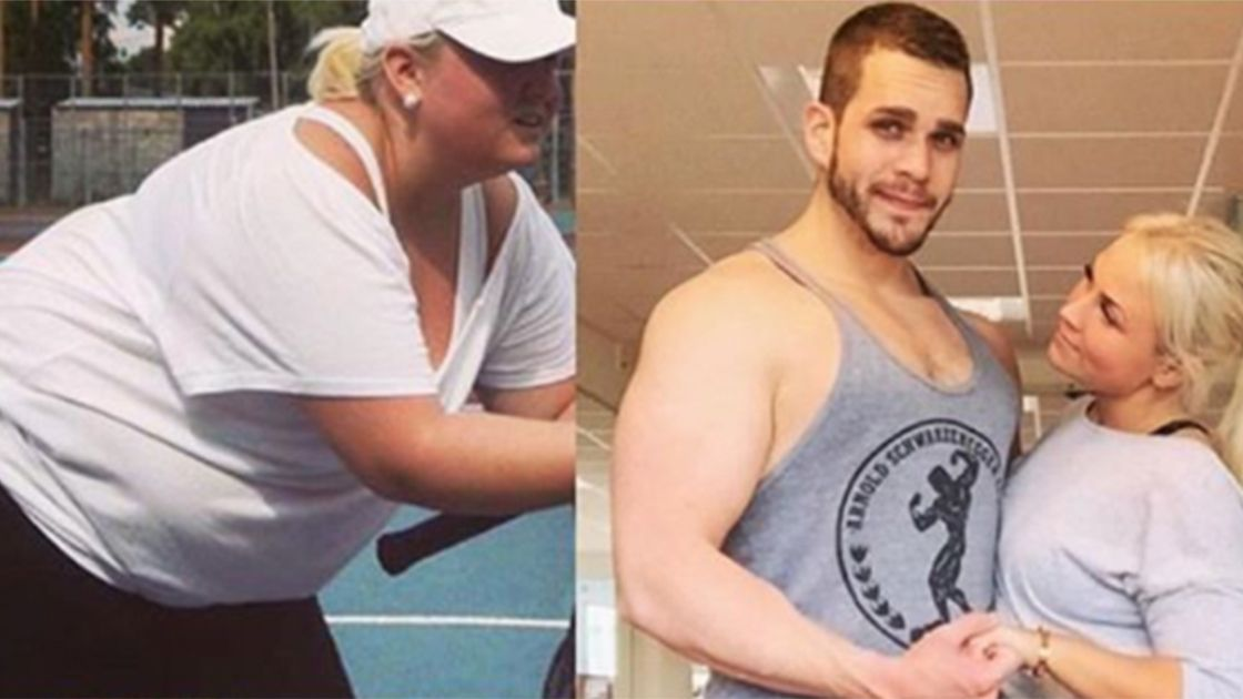 How This Man and Woman Lost 100 Pounds Each While Being 5,000 Miles