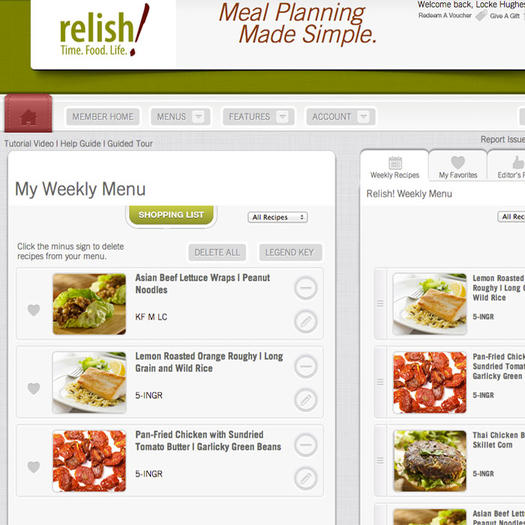 Healthy Meal Planning Ideas and Tips from Meal Plan Sites Shape