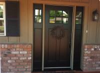 "Front Doors & 36\"" X 96\"" Therma-Tru Classic Craft Rustic ..."