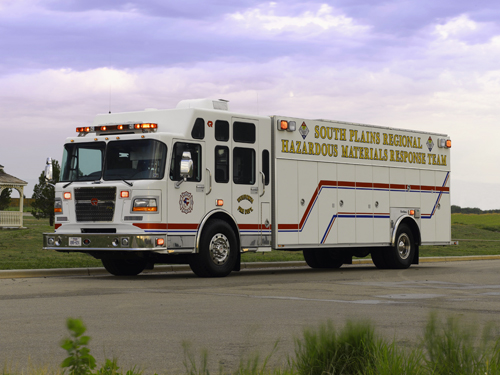 Texas Fire Trucks