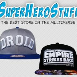 SuperHeroStuff - New Festive Tchotchkes!