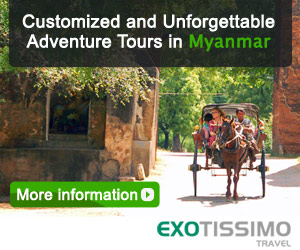 Customized and unforgettable adventure tours in Myanmar
