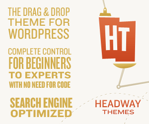 Headway — The Drag & Drop Theme For WordPress