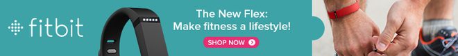 The New Flex: Wireless Activity Tracker