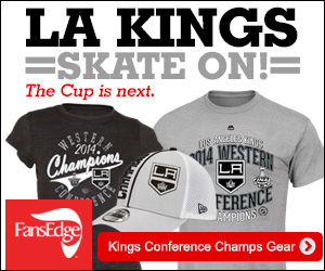 Los Angeles Kings NHL Western Conference Championship Merchandise