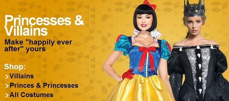 BuyCostumes Princess & Villain Costumes