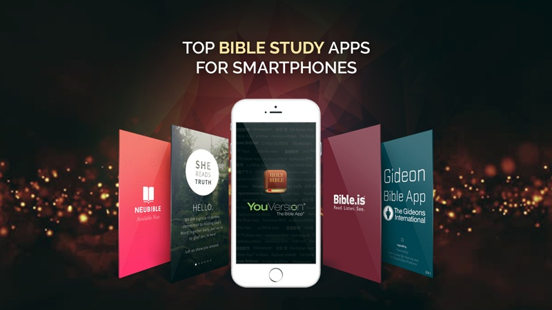 Top 10 Bible Apps And Best Bible Apps For iOS  Android