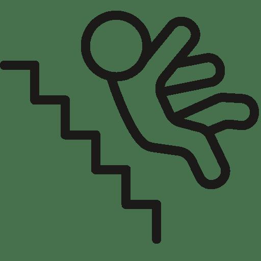 Human Fall Flat Wallpaper Falling Down Stairs Icon