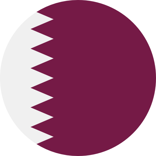 Solid Black Wallpaper World Flag Qatar Flags Country Nation Icon