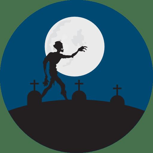 Spooky Fall Wallpaper Halloween Horror Zombie Terror Cemetery Spooky Scary