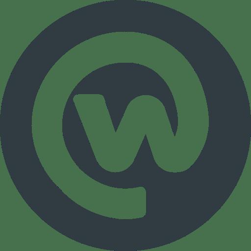 3d Wallpaper For Desktop Icon Logo Social Workplace Media Icon