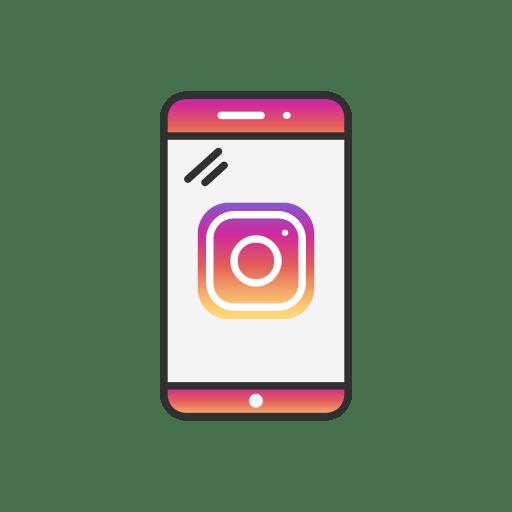 Iphone X 3d Touch Wallpaper Phone Logo Instagram Instagram Logo Icon