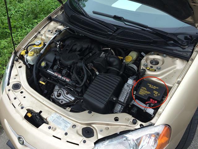 2001 2006 Chrysler Sebring Overheating Fan Will Not Come