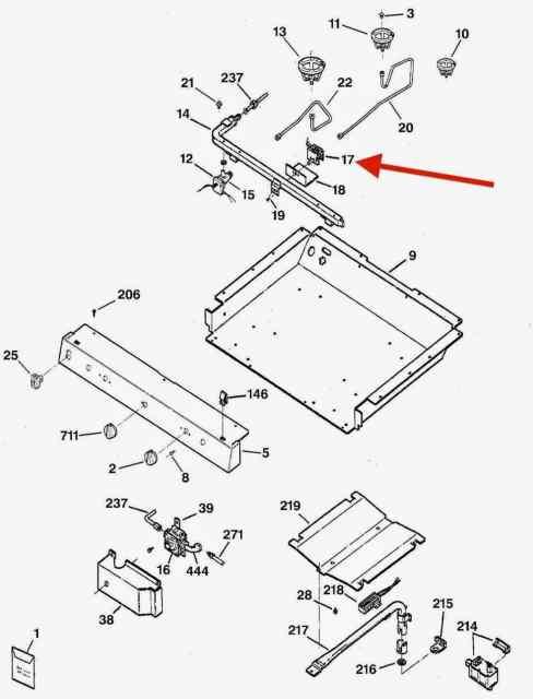 ge xl44 parts list