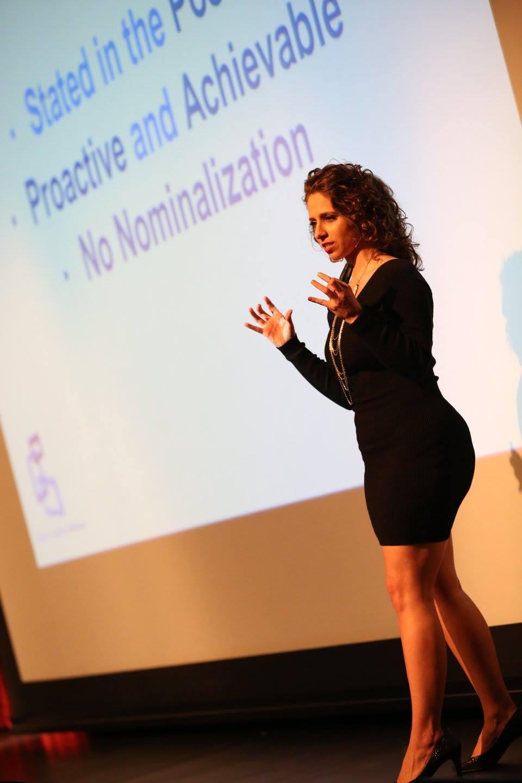 Observe Connect Influence – Sharí Alexander – Keynote Speech