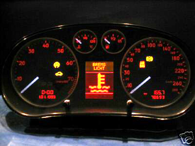 VWVortex - Current project Audi S3 cluster into mk4 dash
