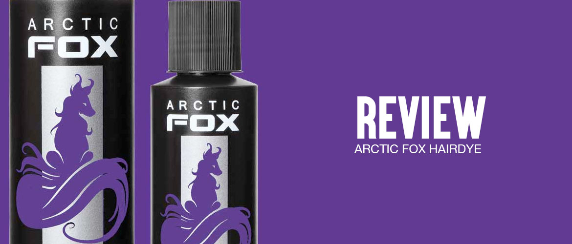 Review Arctic Fox Purple Rain Sharon Dusk