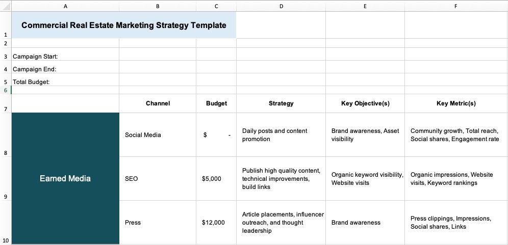 How to Build a Commercial Real Estate Marketing Strategy SharpLaunch