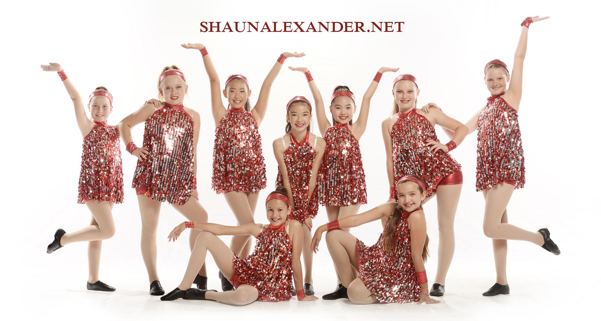 group dance photos