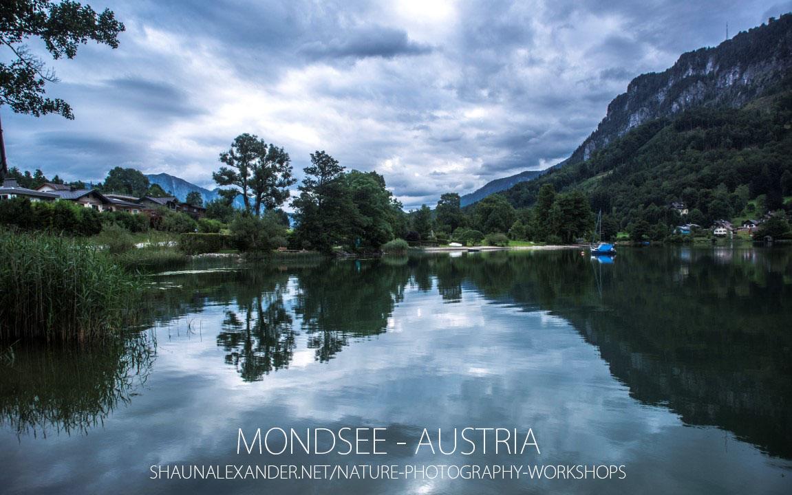 Mondsee Austria by Shaun Alexander